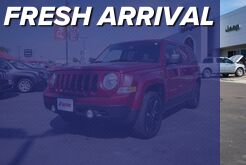 2017_Jeep_Patriot_Latitude_ Weslaco TX