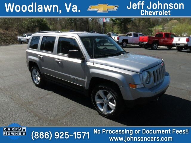 2017 Jeep Patriot Latitude Woodlawn VA