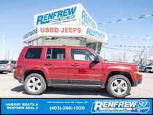 2017_Jeep_Patriot_North All Season 4x4, Remote Start, Heated Seats, Bluetooth_ Calgary AB