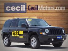 2017_Jeep_Patriot_Sport_  TX