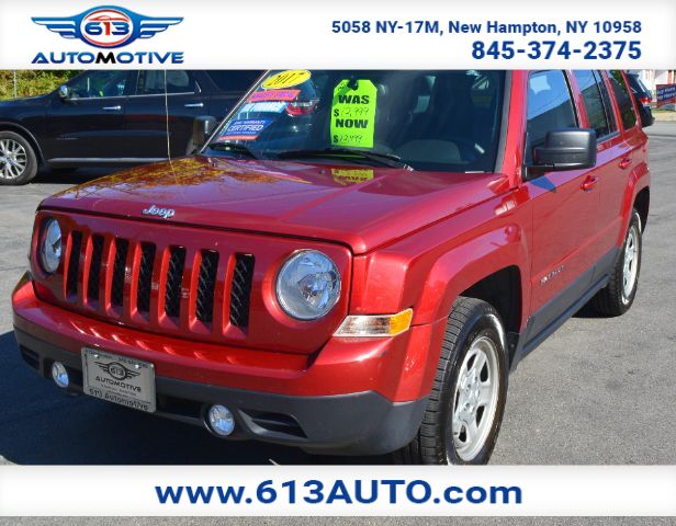 2017 Jeep Patriot Sport 2WD Ulster County NY