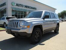 2017_Jeep_Patriot_Sport 4WD, 5-Speed Manual Transmission_ Plano TX