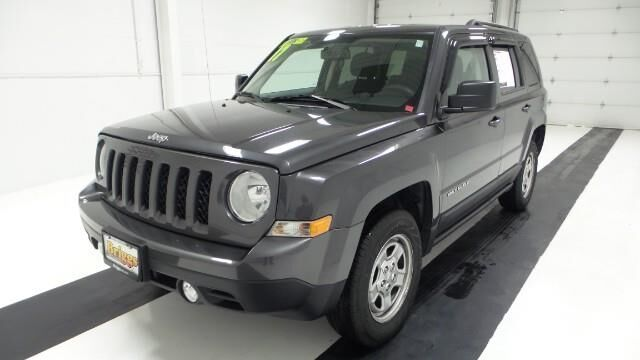 2017 Jeep Patriot Sport 4x4 Topeka KS