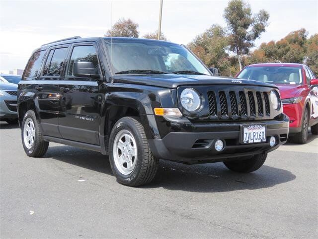 2017 Jeep Patriot Sport Carlsbad CA