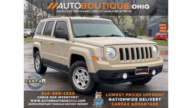 2017 Jeep Patriot Sport Columbus OH