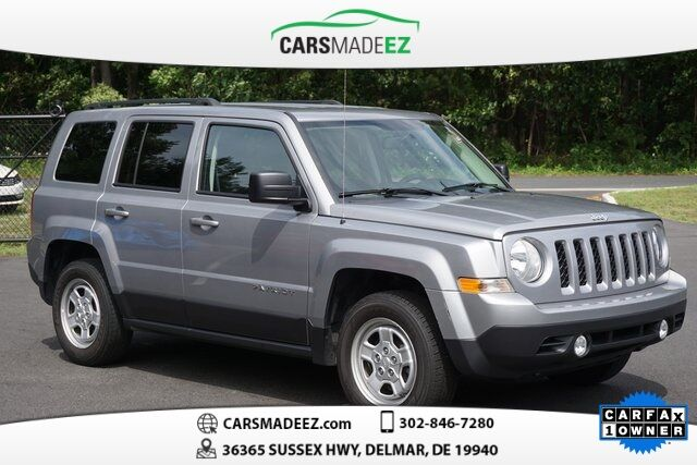 2017 Jeep Patriot Sport Delmar DE