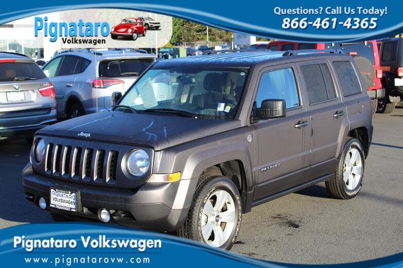 2017 Jeep Patriot Sport Everett WA