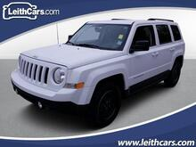 2017_Jeep_Patriot_Sport FWD_ Cary NC