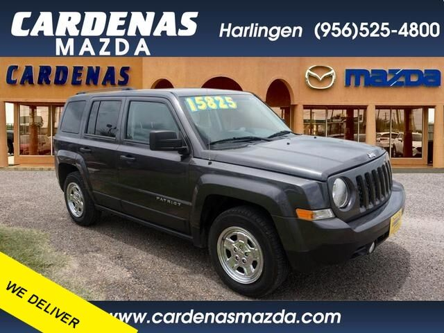 2017 Jeep Patriot Sport Harlingen TX