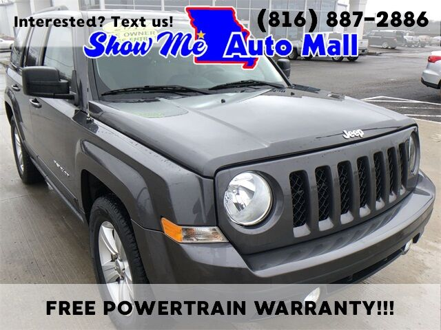 2017 Jeep Patriot Sport Harrisonville MO