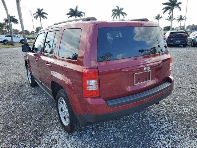 2017 Jeep Patriot Sport Naples FL