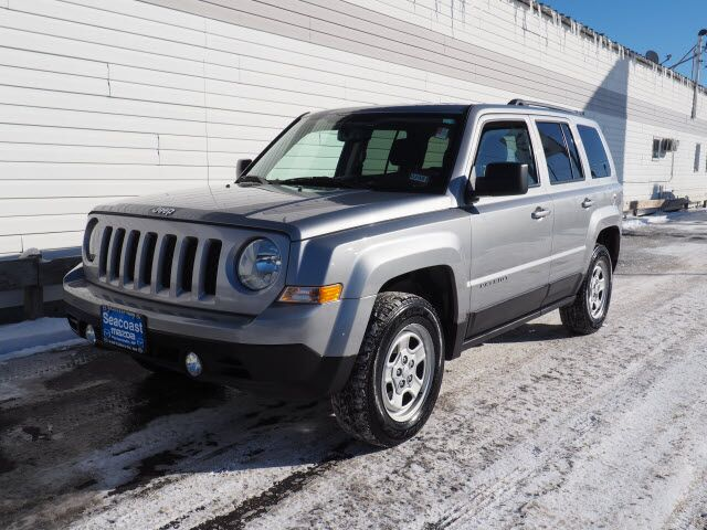 2017 Jeep Patriot Sport Portsmouth NH