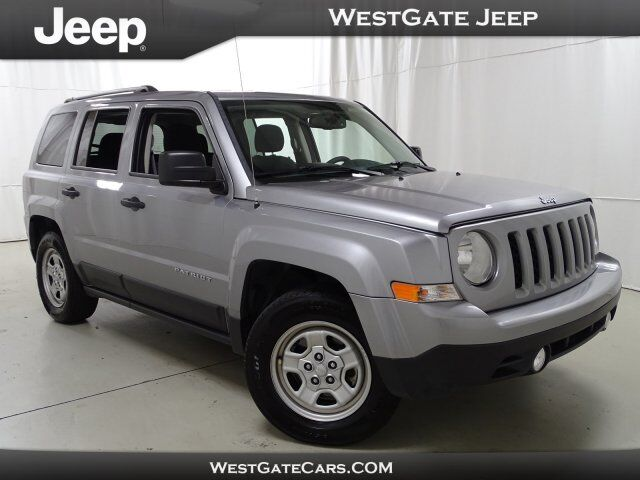 2017 Jeep Patriot Sport Raleigh NC