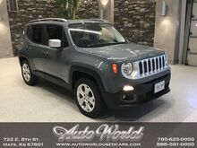 2017_Jeep_RENEGADE LMT 4X4__ Hays KS