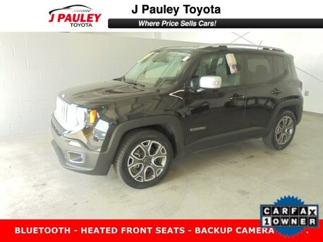 2017_Jeep_Renegade__ Fort Smith AR