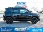 2017 Jeep Renegade 4WD Altitude, Remote Start, Heated Seats, Bluetooth, SiriusXM, Backup Camera