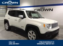 2017_Jeep_Renegade_4WD LIMITED - *No accidents/Local*_ Winnipeg MB