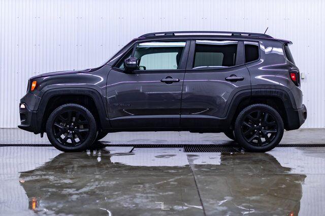 2017 Jeep Renegade 4x4 Altitude BCam Red Deer AB