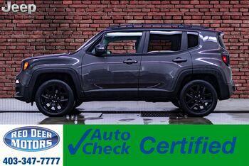 2017_Jeep_Renegade_4x4 Altitude BCam_ Red Deer AB