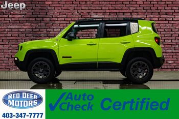 2017_Jeep_Renegade_4x4 Trailhawk BCam Level Kit_ Red Deer AB