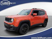 2017_Jeep_Renegade_Altitude 4x4_ Cary NC