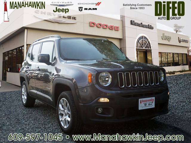 2017 Jeep Renegade Altitude 4x4