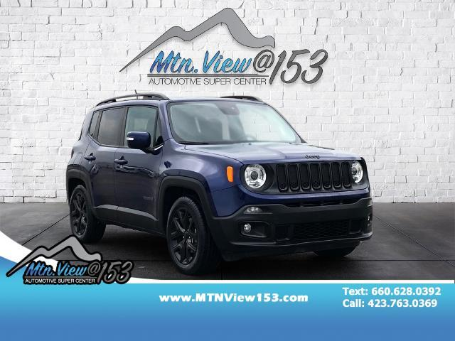 2017 Jeep Renegade Altitude Chattanooga TN