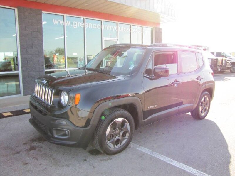 2017 Jeep Renegade Altitude Collinsville OK