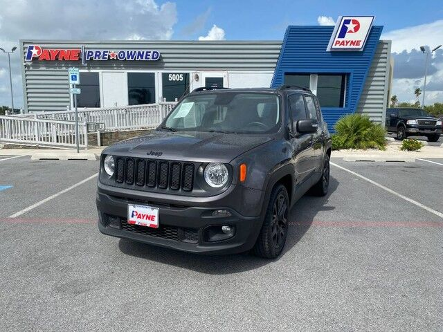 2017 Jeep Renegade Altitude Harlingen TX