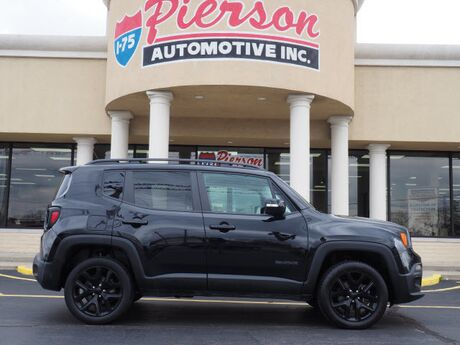2017 Jeep Renegade Altitude Middletown OH