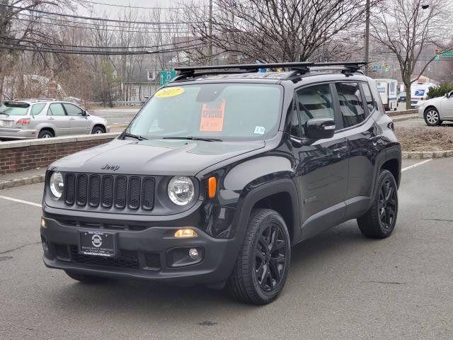 2017 Jeep Renegade Altitude Morristown NJ