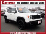 2017 Jeep Renegade Altitude