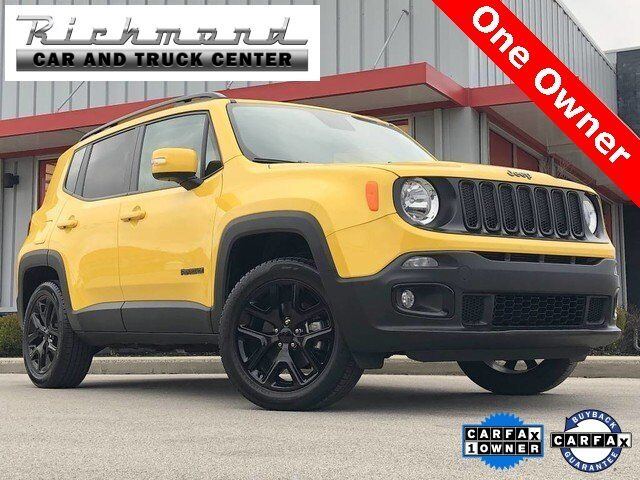2017 Jeep Renegade Altitude Richmond KY