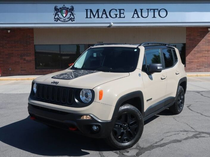 2017 Jeep Renegade Deserthawk West Jordan UT