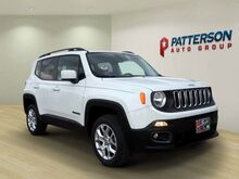 2017_Jeep_Renegade_LATITUDE 4X4_ Wichita Falls TX