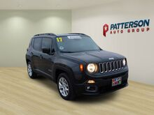 2017_Jeep_Renegade_LATITUDE FWD_ Wichita Falls TX
