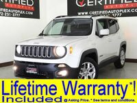 Jeep Renegade LATITUDE REAR CAMERA BLUETOOTH KEYLESS ENTRY PUSH BUTTON START ROOF LUGGAGE 2017