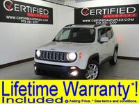 Jeep Renegade LATITUDE REAR CAMERA BLUETOOTH REMOTE ENGINE START KEYLESS GO PUSH BUTTON S 2017
