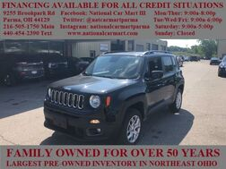 2017_Jeep_Renegade_Latitude 4WD_ Cleveland OH