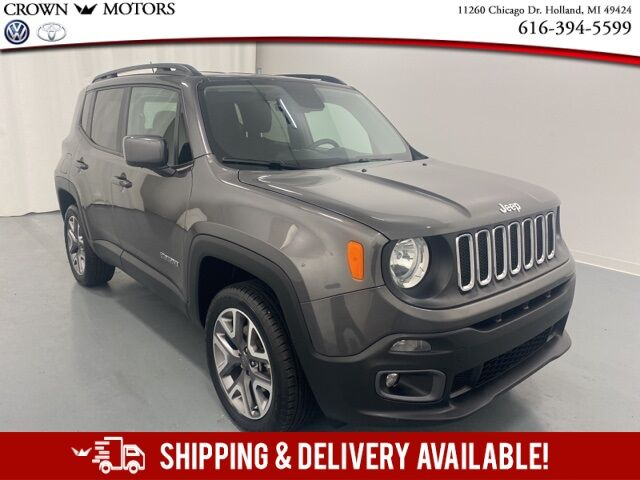 2017 Jeep Renegade Latitude 4WD Holland MI