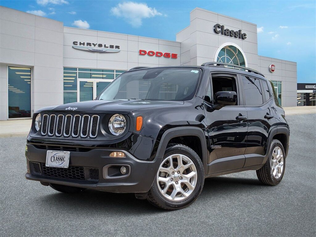 2017 Jeep Renegade Latitude Arlington TX
