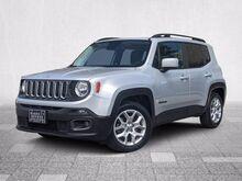 2017_Jeep_Renegade_Latitude_ San Antonio TX