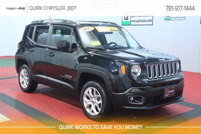 2017 Jeep Renegade Latitude Braintree MA