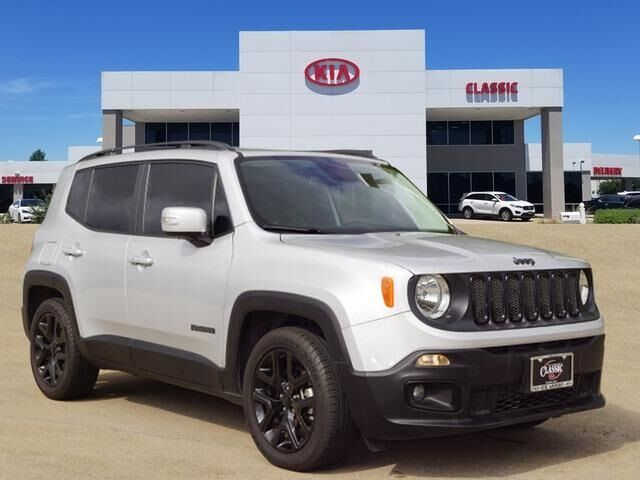 2017 Jeep Renegade Latitude Carrollton TX