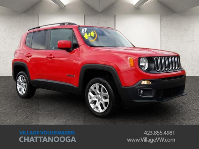 2017 Jeep Renegade Latitude Chattanooga TN