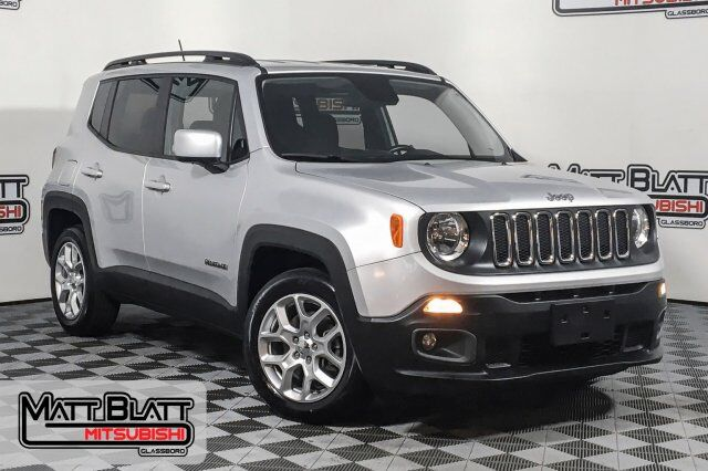 2017 Jeep Renegade Latitude Egg Harbor Township NJ
