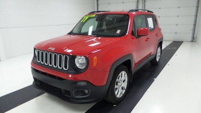 2017 Jeep Renegade Latitude FWD Topeka KS
