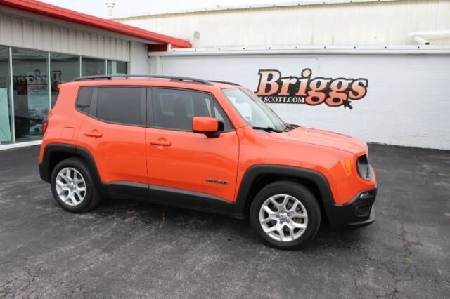 2017 Jeep Renegade Latitude FWD Fort Scott KS