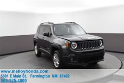 2017_Jeep_Renegade_Latitude_ Farmington NM