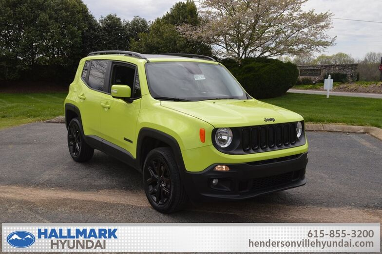 2017 Jeep Renegade Latitude Franklin TN